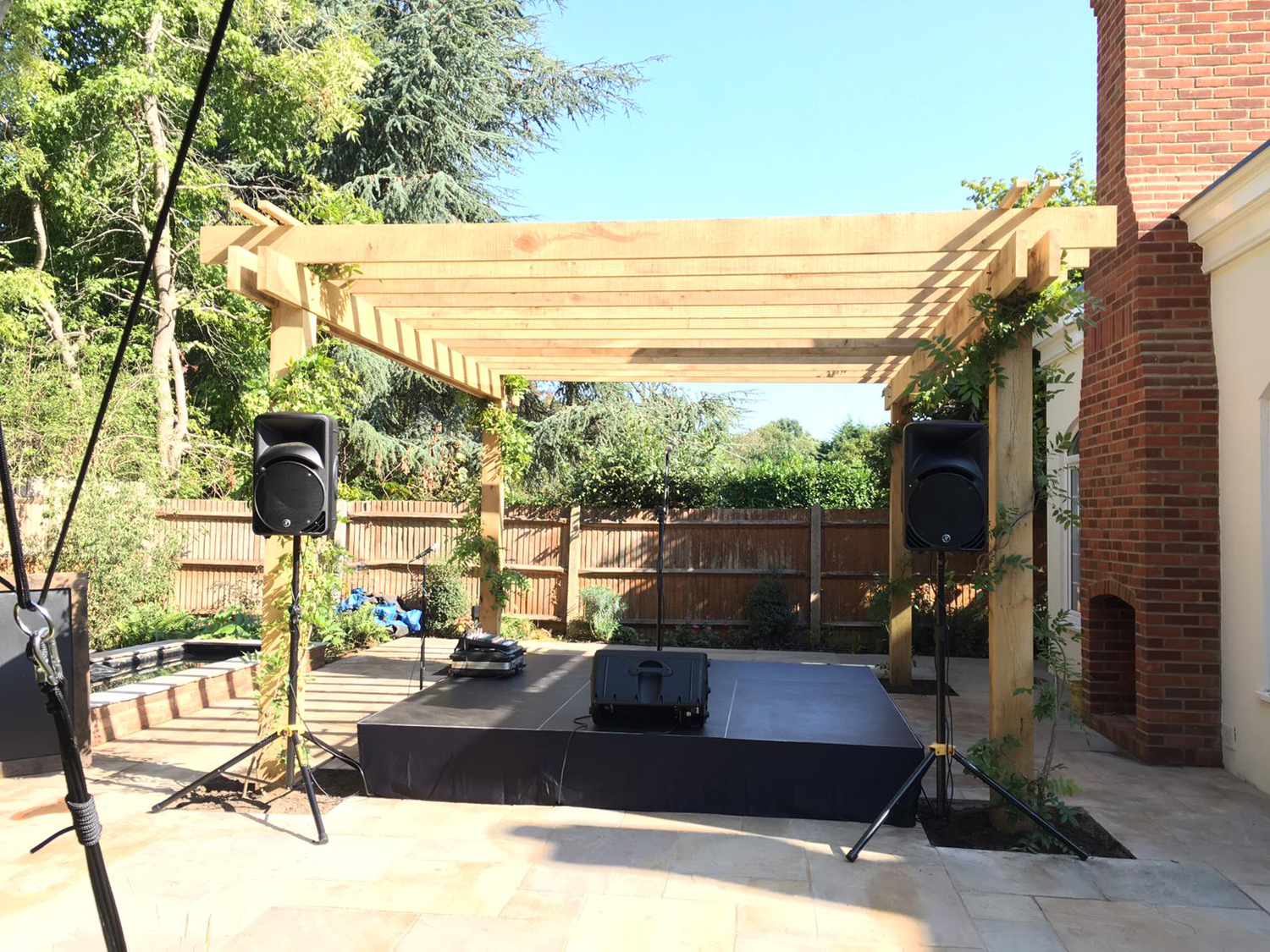 Acoustic PA System