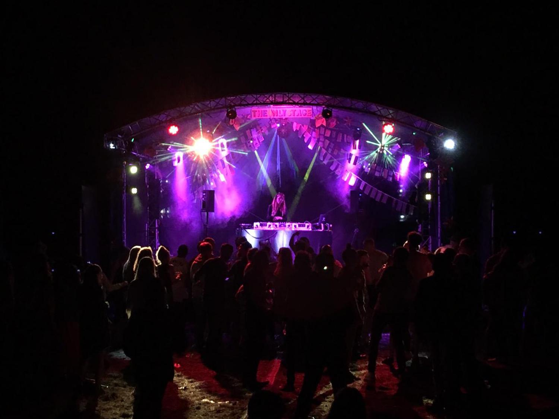 DJ Stage Lighting