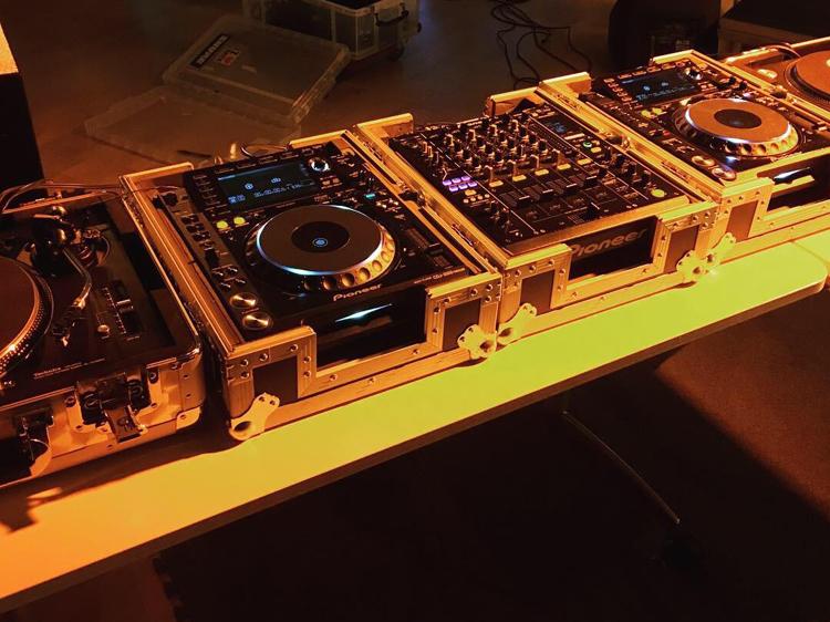 Pioneer Nexus DJ Equipment Hire