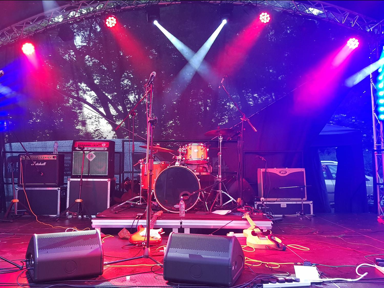 Festival Backline Equipment