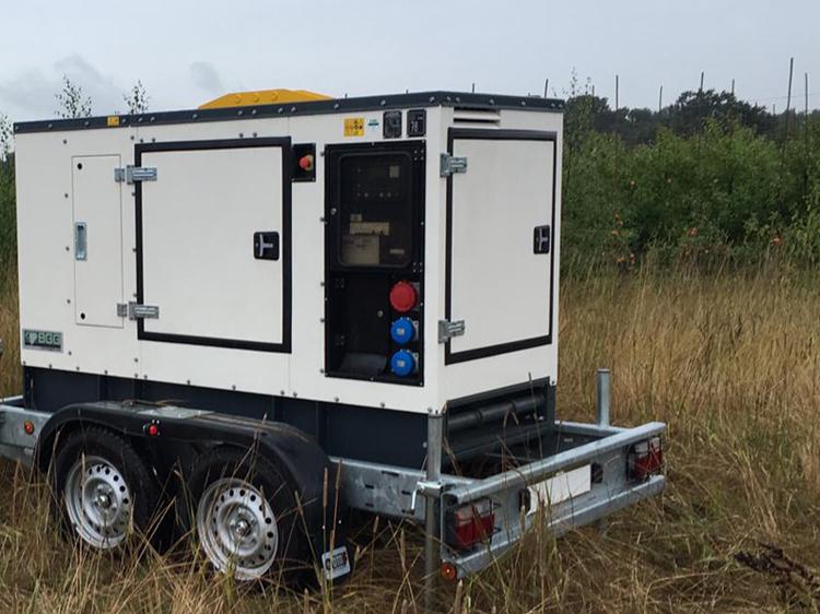 Generator Hire