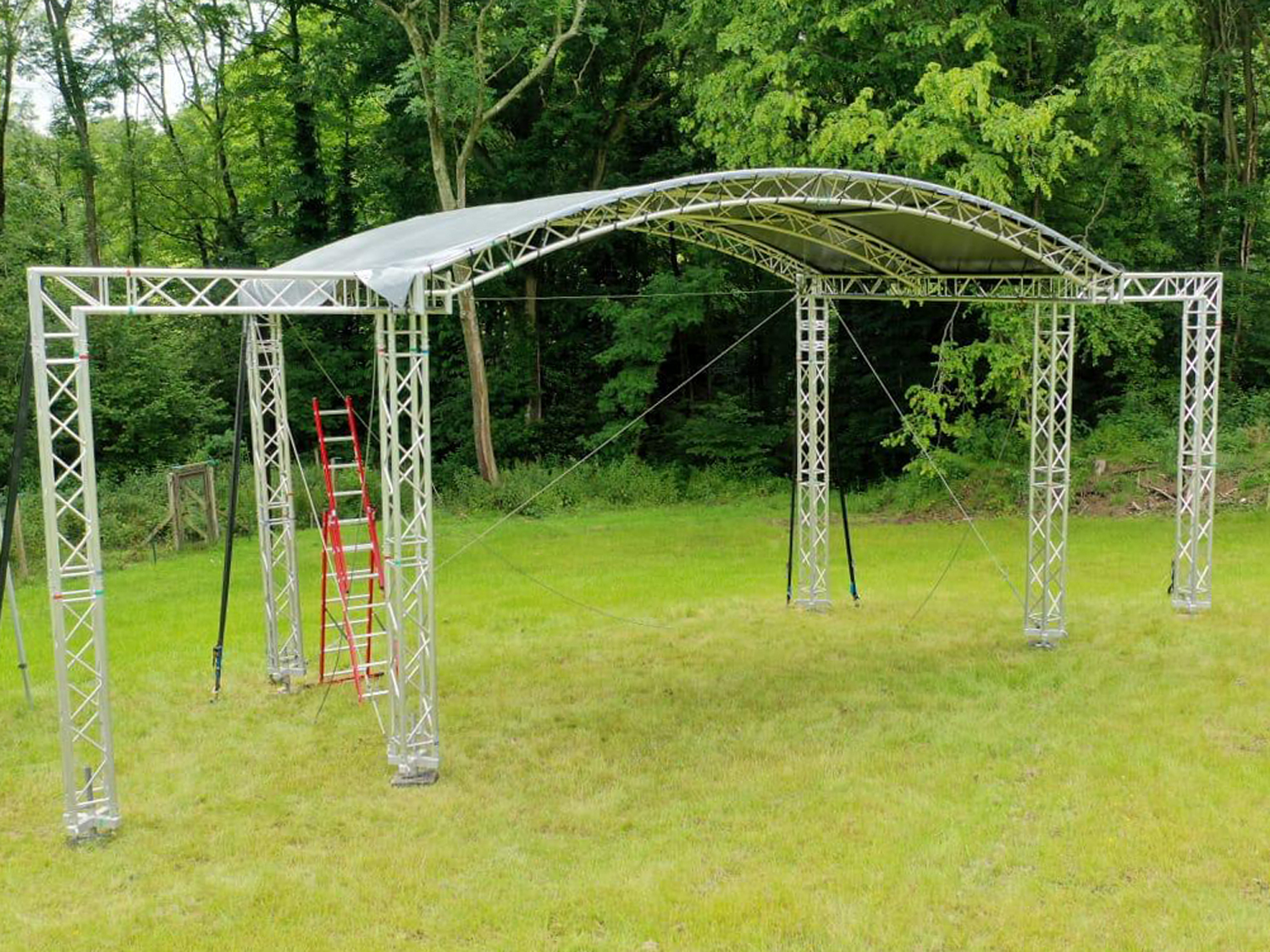 Stage Build 2019