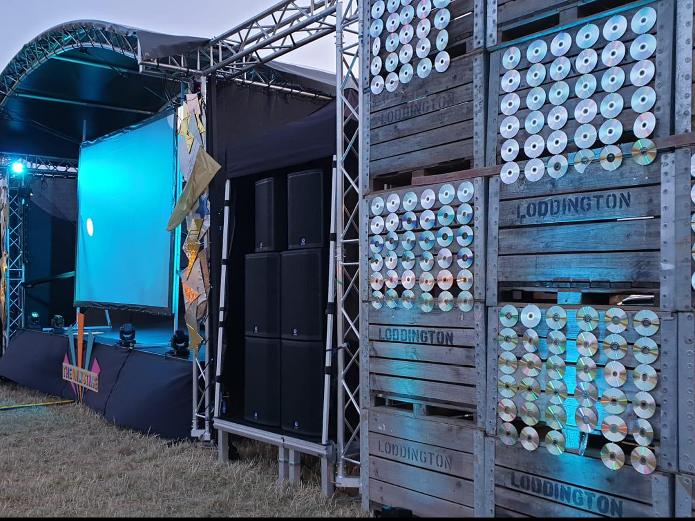 Turbosound Siena Speaker System